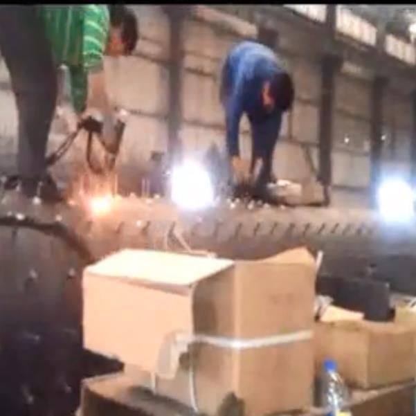 电弧螺柱焊机栓钉焊接