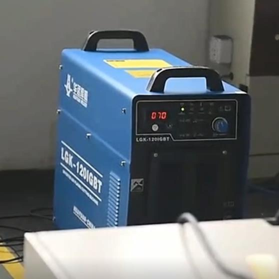 华远焊机-等离子气刨应用