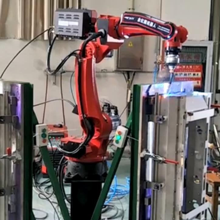 机器人不锈钢炉具焊接