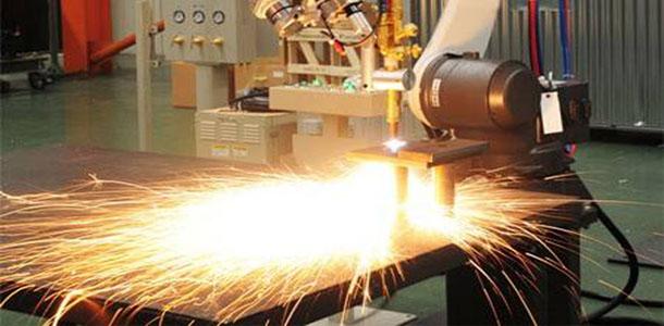 浅谈焊接机器人的优势