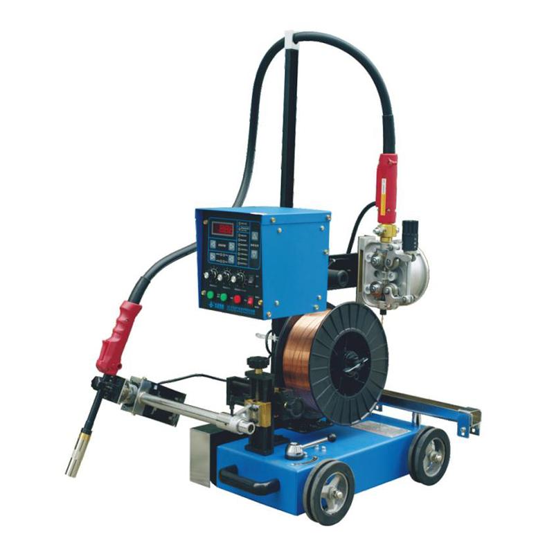 自动气体保护焊小车