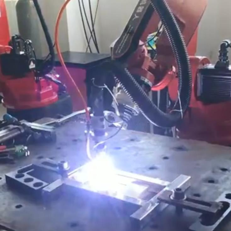 不锈钢厚方管填丝氩弧焊