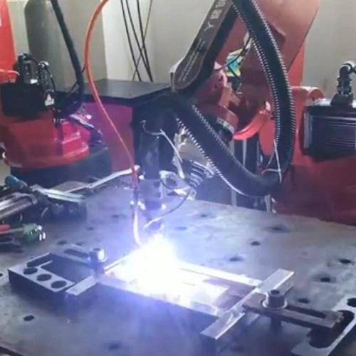 6轴氩弧焊机器人机械手的结构及义务